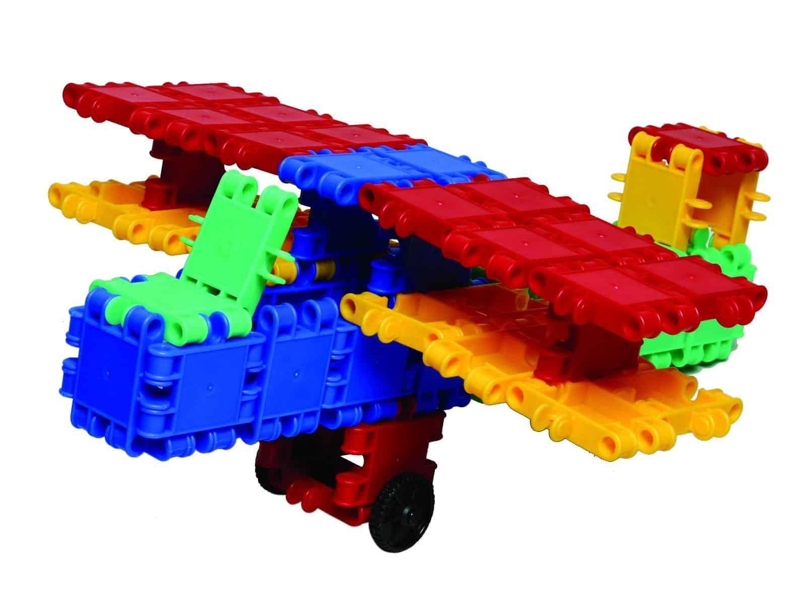 Hedendaags Clics bouwsysteem is leerzaam speelgoed - Hobby.blogo.nl RQ-74