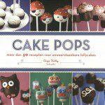 Cakepop is en cupcake op een stokje