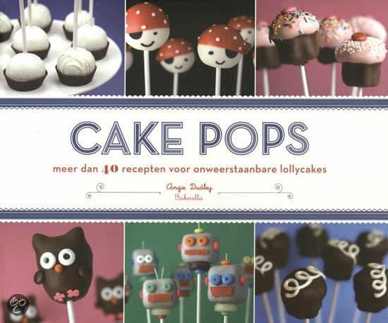 cakepop is cupcake op een stokje