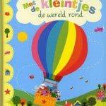 Educatief boekje voor kleuters op wereldreis