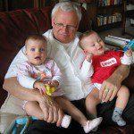 Logeren bij opa en oma en herinnerings boekje