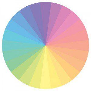 pastelkleuren