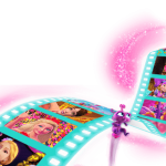 Barbie en de geheime deur DVD winnen