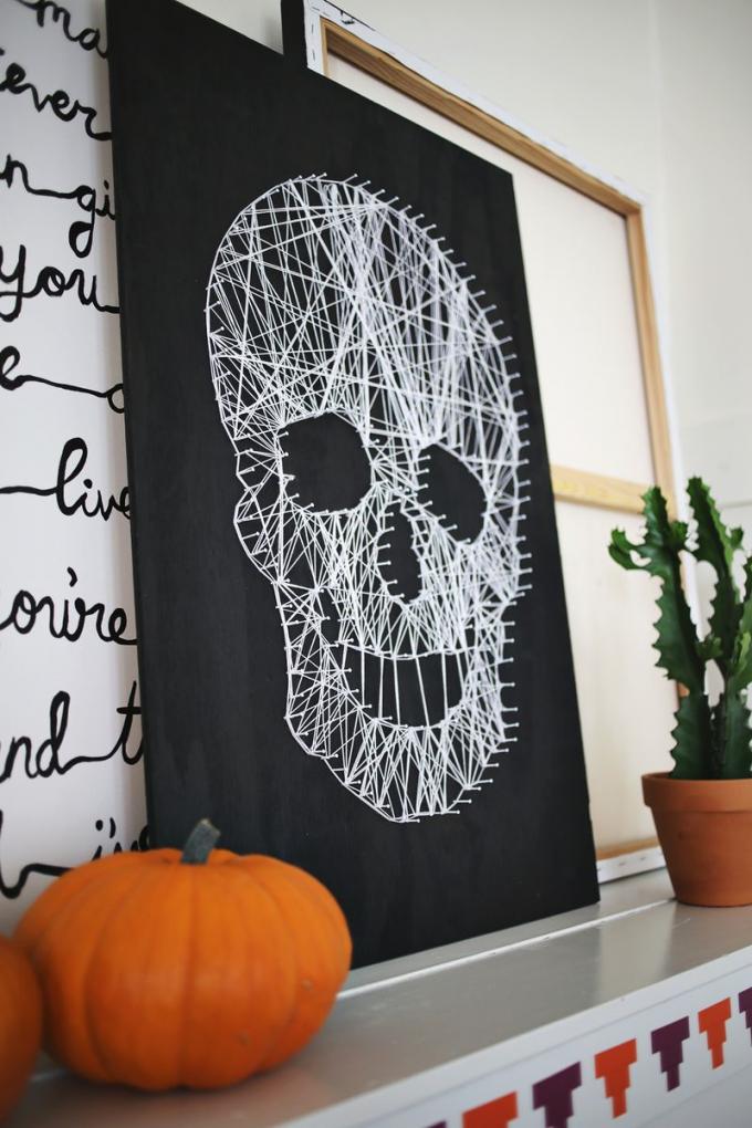 Halloween versieren en knutselen in oktober   Hobby.blogo.nl