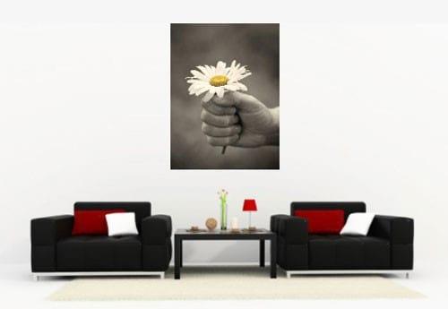 Eenvoudig sfeer creëren in de woonkamer - Hobby.blogo.nl