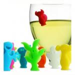 Drinkglas herkennen tijdens feestje
