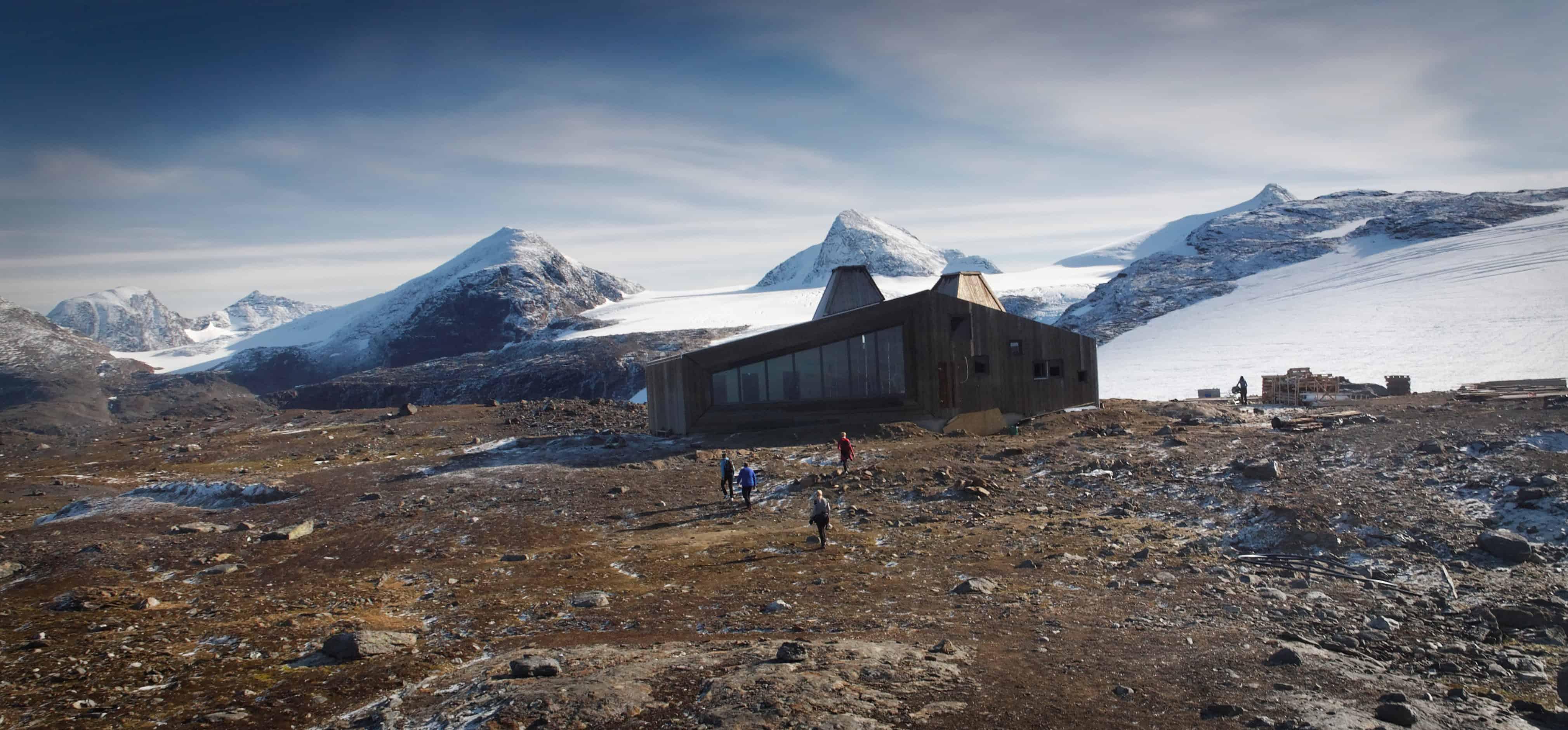 unieke vakantie locatie noord noorwegen