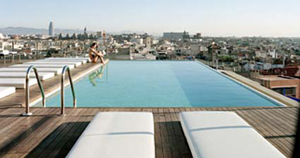 trendy en exclusieve hotels in Europa