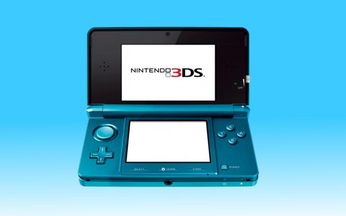 Nintendo  DS sinterklaas surprise maken