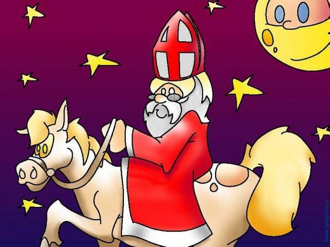 Sinterklaas vieren met weinig euro munten