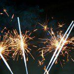 Vuurwerk afsteken en kinderen