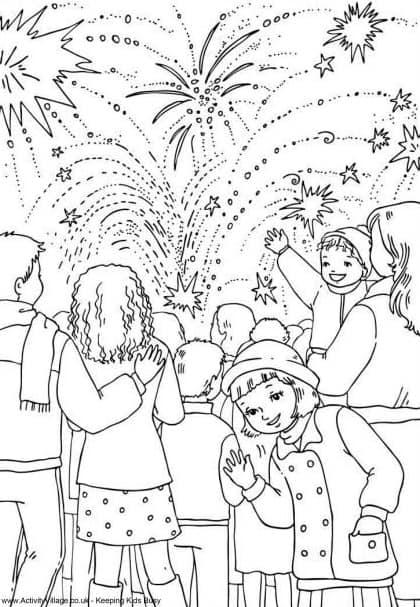 Kleurplaten Van Kerst En Nieuwjaar.Kleurplaat Kerst En Nieuwjaar 2017 Ausmalen Als Anti Stress