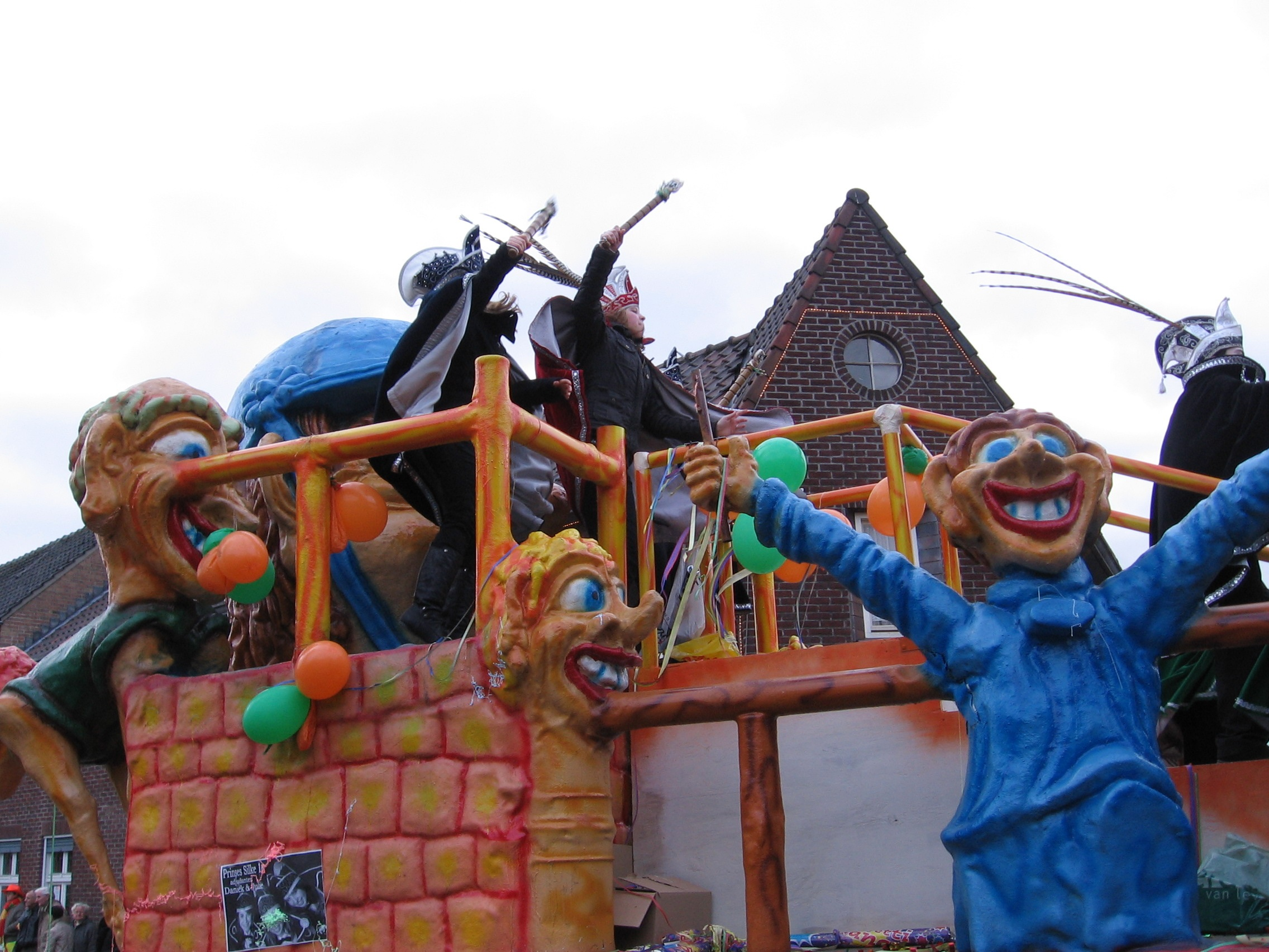 carnaval 2009 Baarlo