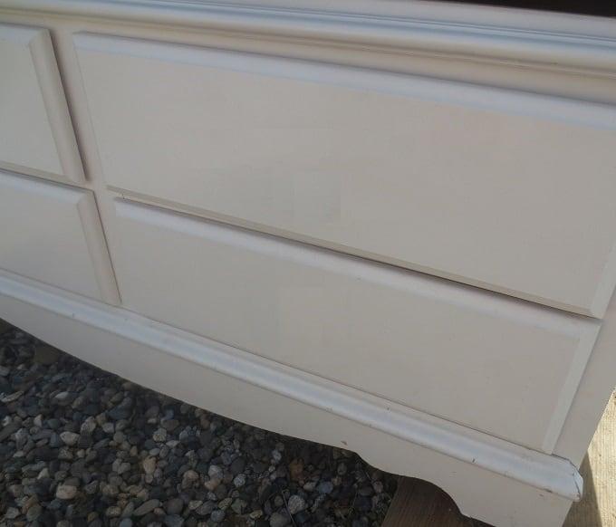 oude meubels en decoratieve schildertechnieken