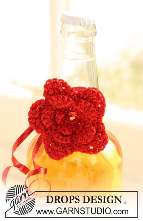 Bloemen En Vlinders Breien En Patronen Hobbyblogonl