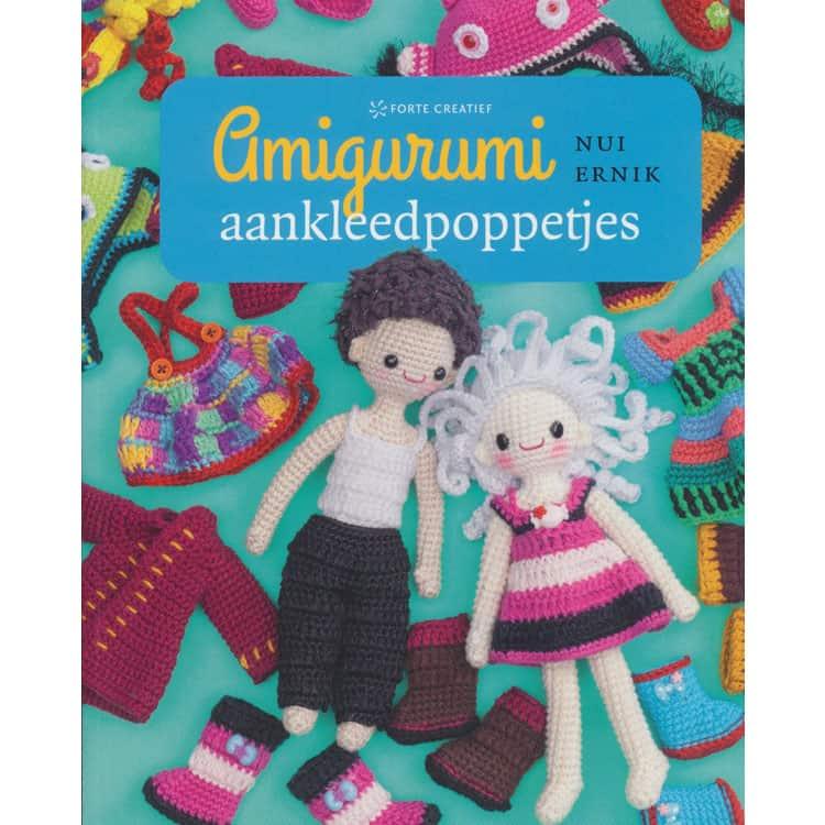Amigurumi popje haken met kleding - Hobby.blogo.nl