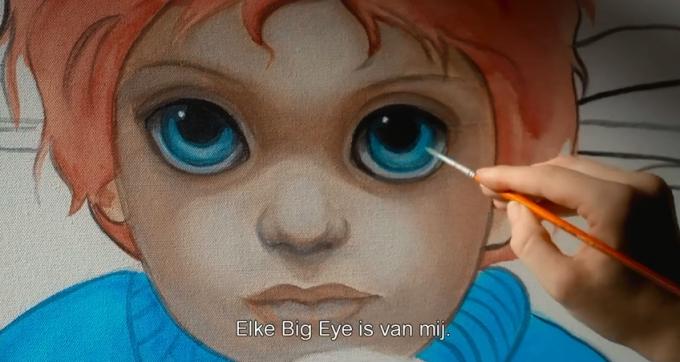 film big eyes waargebeurd verhaal