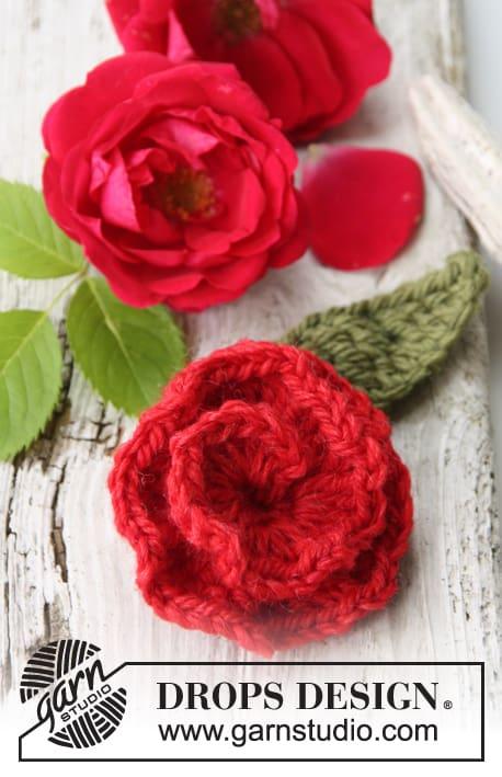 roos haken patroon