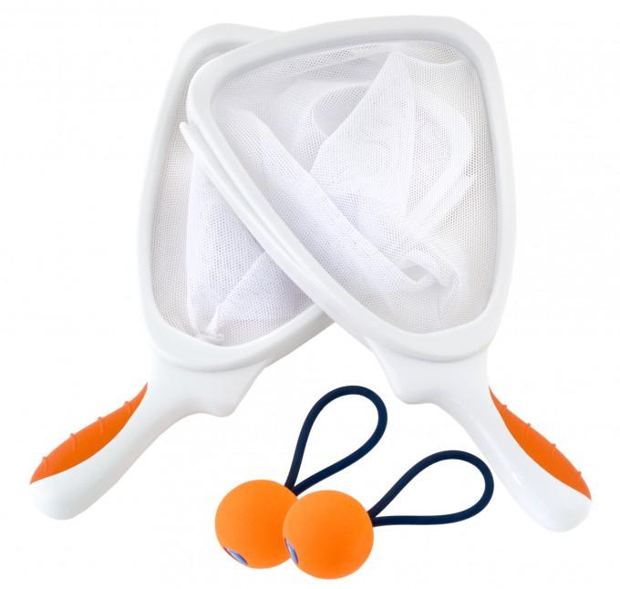 Slingball set 2 oranje