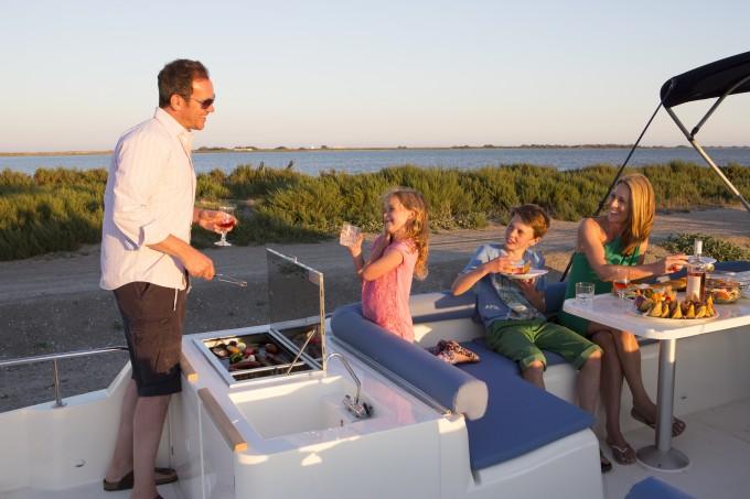 Le Boat Camargue - France June 2013