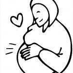 Vette vis goed voor het ongeboren kind