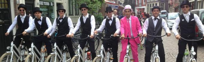 fietsen en genieten, fiets huren in Amsterdam
