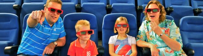 filmtheater en vliegen beleven