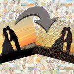Fotomozaiek gratis online maken en afdrukken