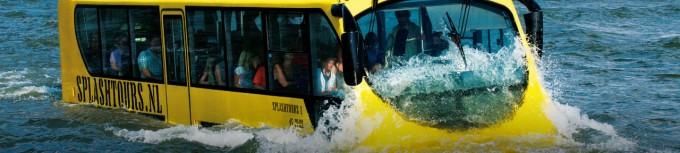 varen met een bus