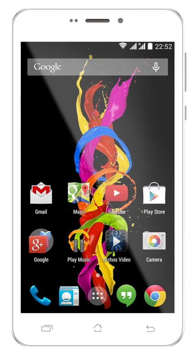 phablet telefoon en tablet