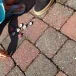 Kroonkurken verzamelen en mee spelen