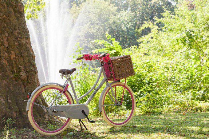 fietsen als hobby