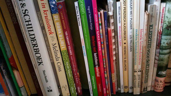 hobbyboeken ruilen