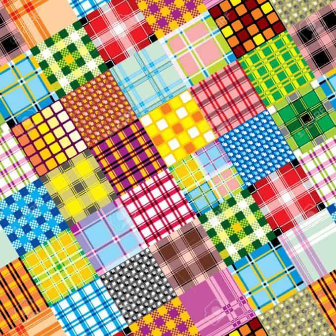 Stoffen.  Bron: 123rf.com
