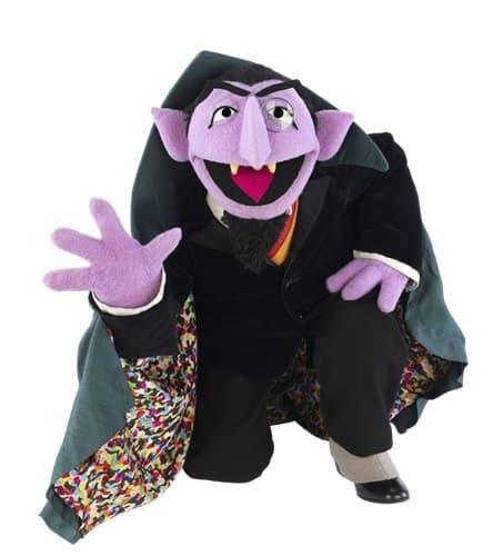 Count Von Count (1)