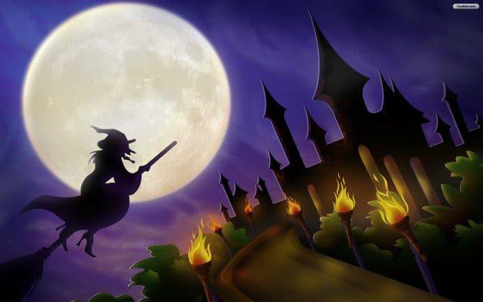 Hoe heks maken in oktober / Bron: youwall.com