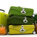 Ellende met je reiskoffer voorkomen