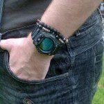Mannen armband maken uniek cadeau