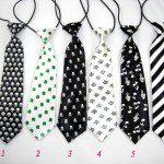 Kinder stropdas patroon