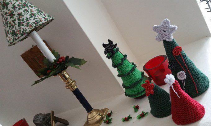 haakpatronen kleine kerstboom 2