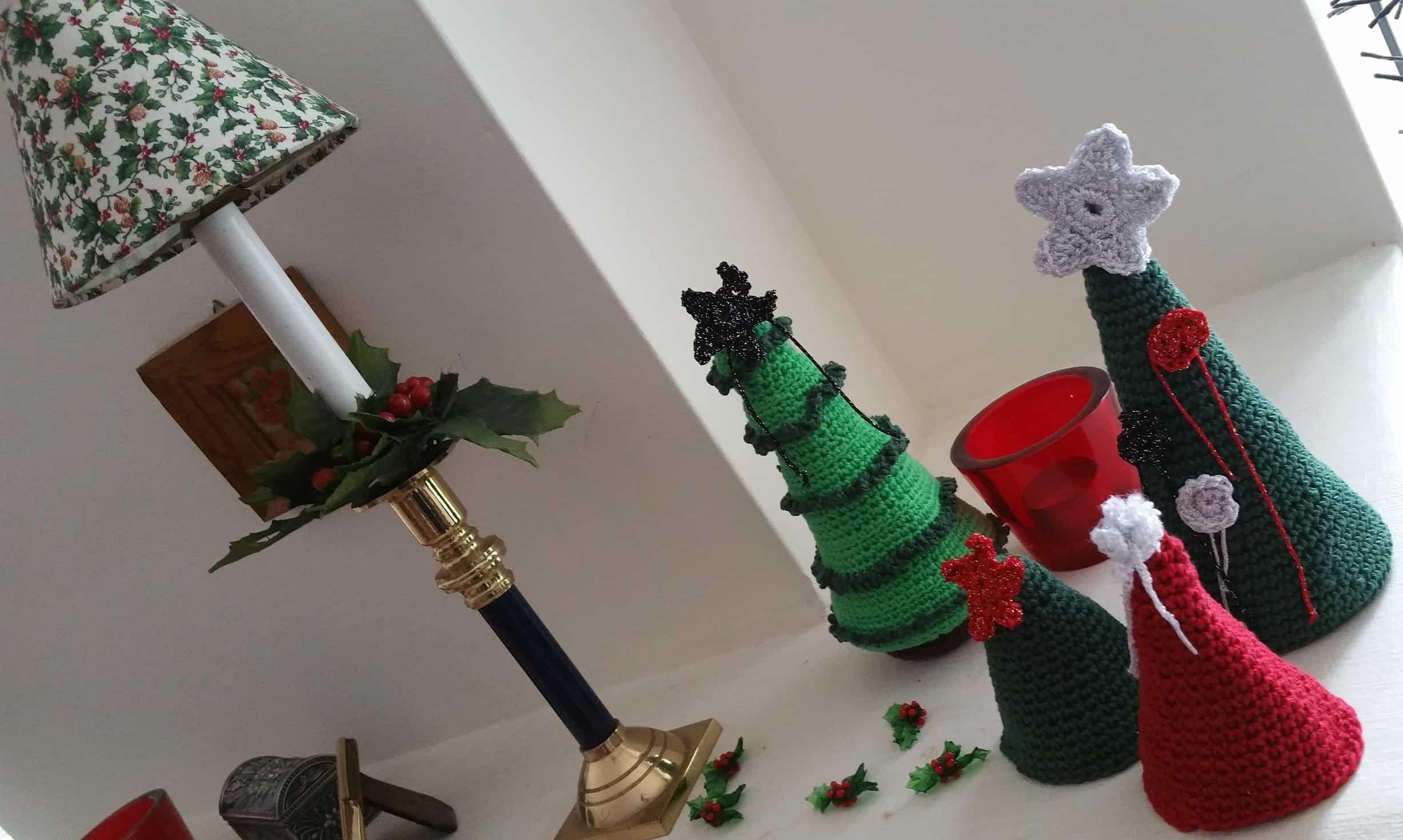 Haakpatronen Kleine Kerstboom Hobbyblogonl