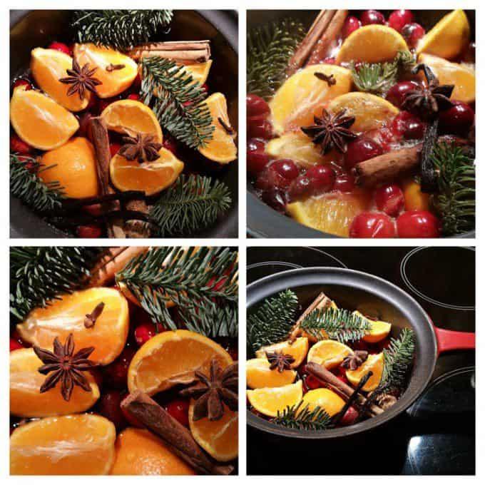 kerstgeur in huis maken recept
