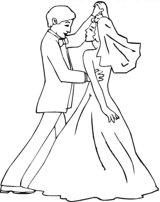 Creatief cadeau bij een huwelijk