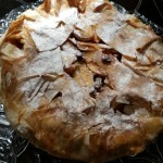 Filodeeg appeltaart recept