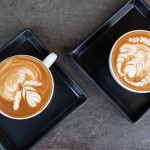 Cappuccino melkkunst is Latte Art