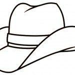 Cowboyhoed zelf maken