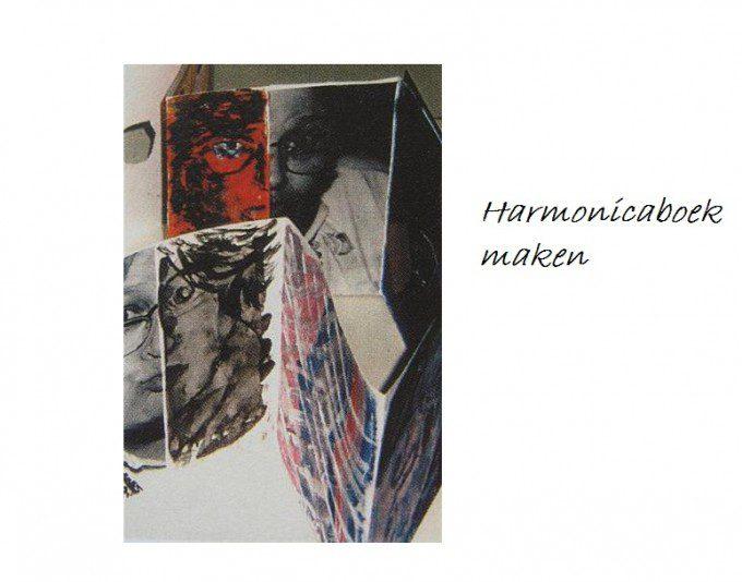 harmonicaboek maken 1
