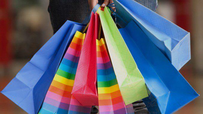 patroon boodschappentas shopper Bron: searchengineland.com