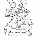 Ridder en jonkvrouw feest organiseren