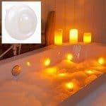 Gadget badlichtjes romantisch